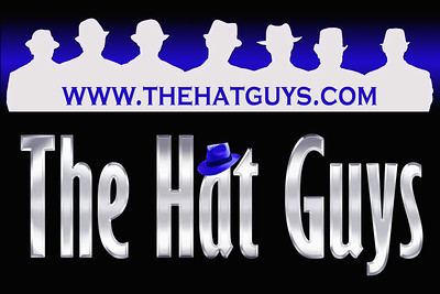 The Hat Guys Business Card Logo - Blue (3000x2400)