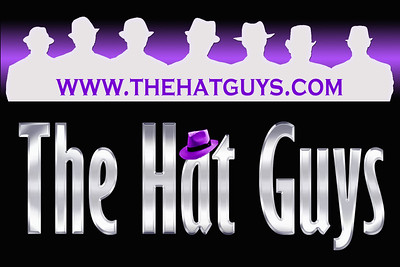 The Hat Guys Business Card Logo - Purple (3000x2400)
